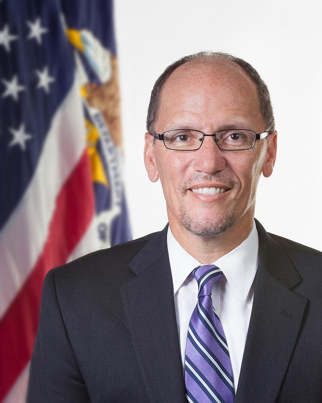 Thomas Perez, U.S. Secretary of Labor