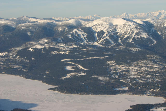 The project near Whitefish Mountain Resort is designed to reduce fire danger and protect the City of Whitefish's watershed.