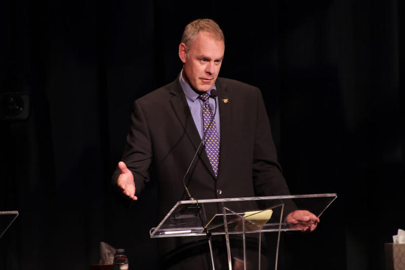 Rep. Ryan Zinke is considering a run for Speaker of the House