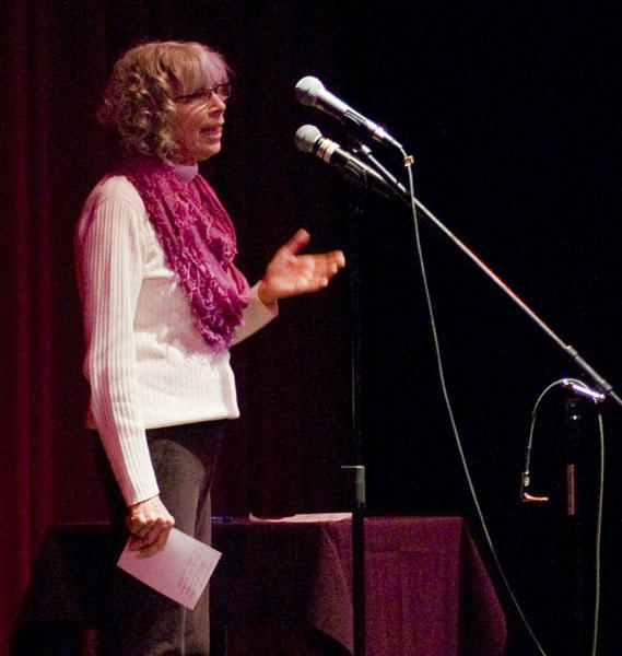 """Pea Green Boat"" host Annie Garde"