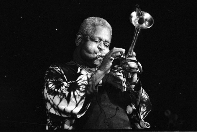 Dizzy Gillespie in concert, Deauville, Normandy, France