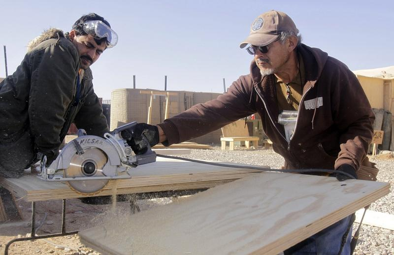 File photo. Montana's construction industry needs skilled labor and is going out of its way to get it.