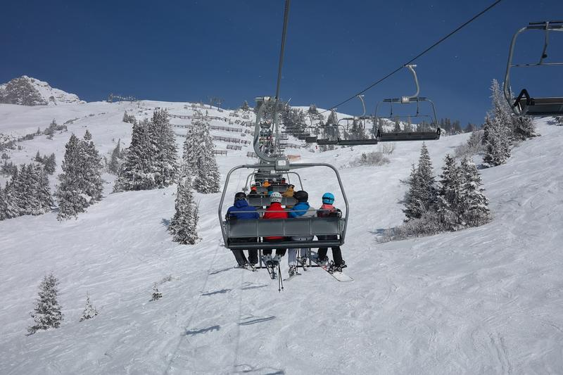 Ski lift. File photo.