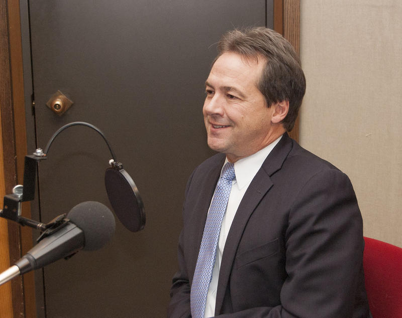 Gov. Steve Bullock (file photo)