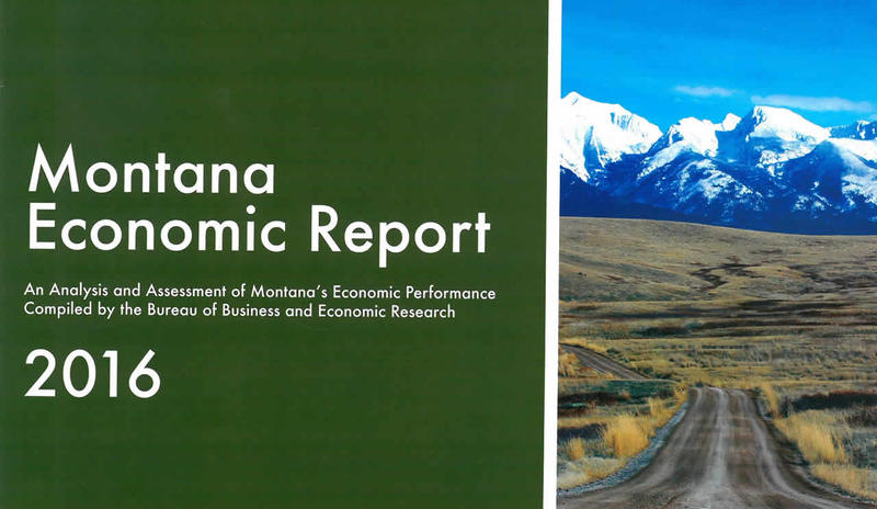 A new report says Montana has seen almost seven straight years of economic growth now, and more is forecasted for the future.