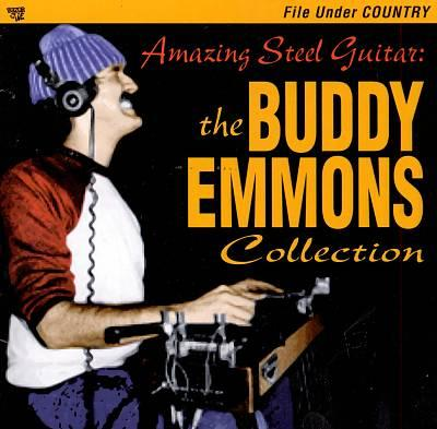 """Unsung Heroes"" features the music of Buddy Emmons, Jan. 11 at 8:00 p.m. on MTPR."