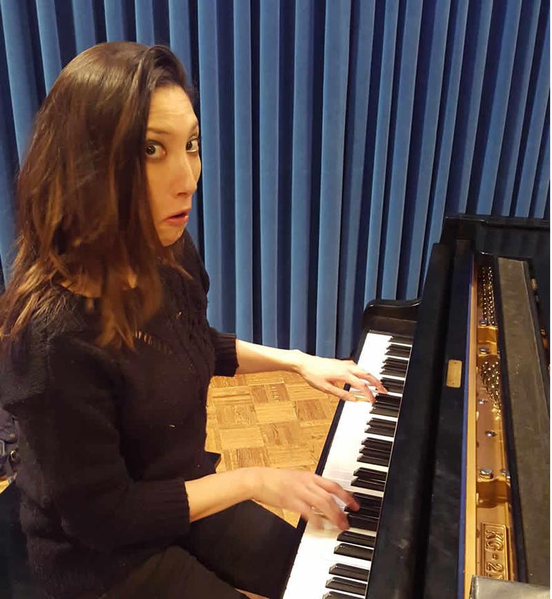 Pianist Tanya Gabrielian at Montana Public Radio
