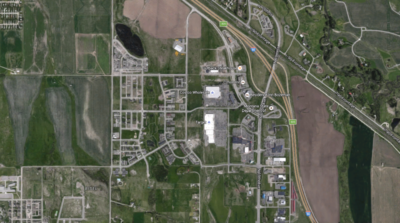 Billings Clinic purchased a 54 acre plot of land near I-90 in Bozeman last week.