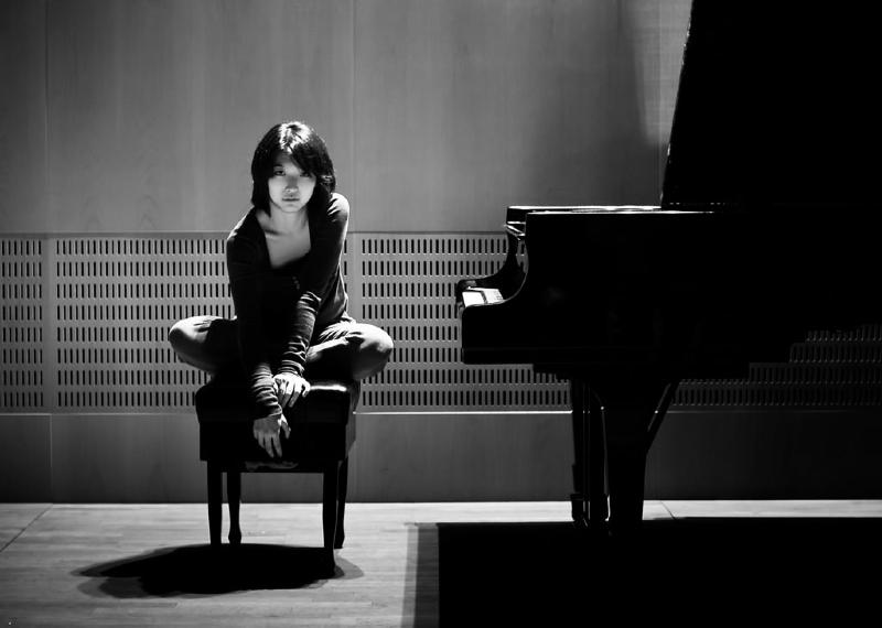 pianist Claire Huangci