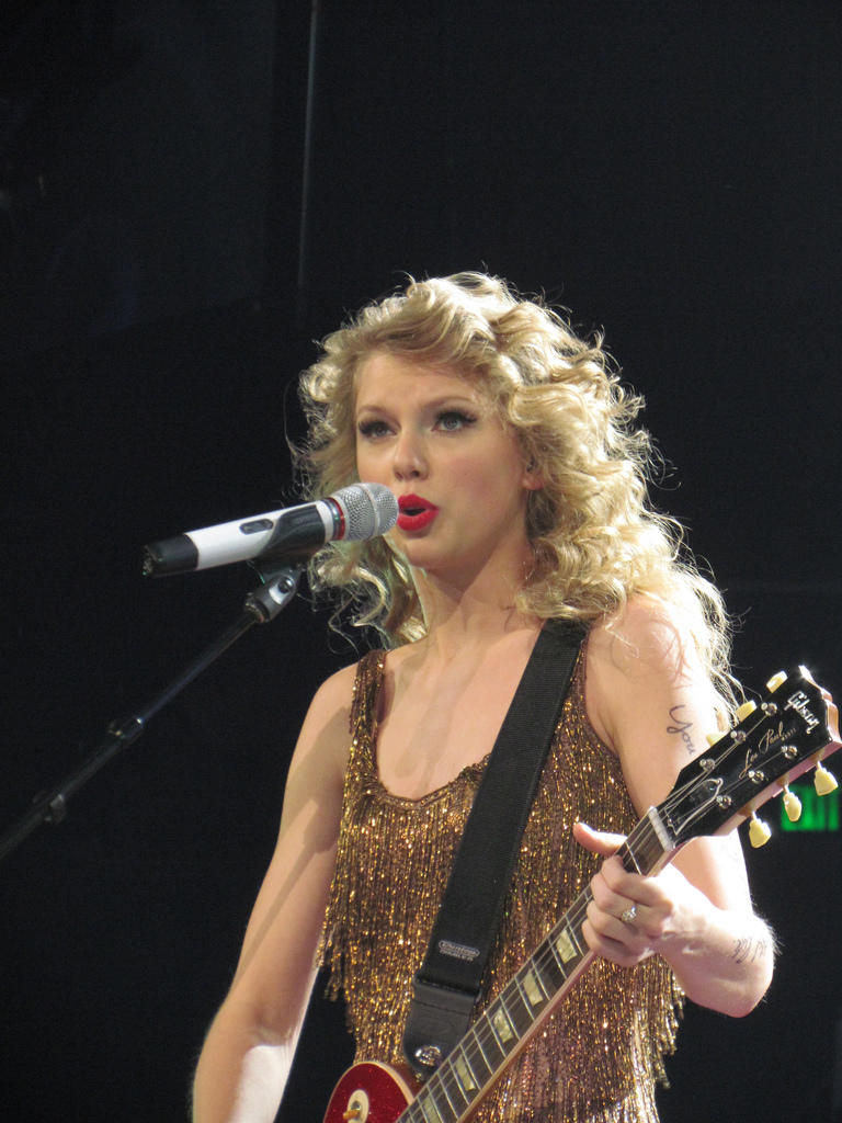 Taylor Swift, Amy Martin tells us, is like coal buried beneath Montana.