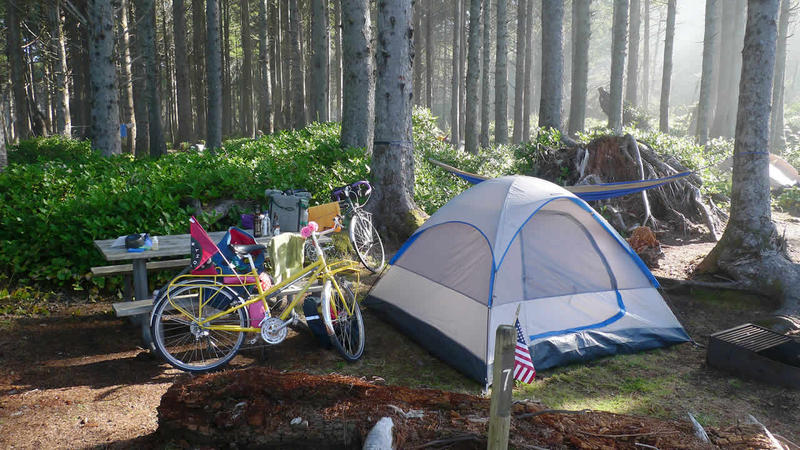 New bicycle campsights are coming to four Montana State Parks.