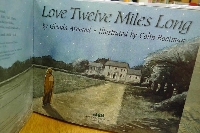 """Love 12 Miles Long"""