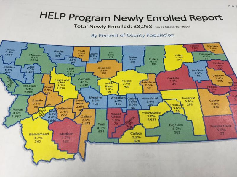HELP Program Newly Enrolled Report