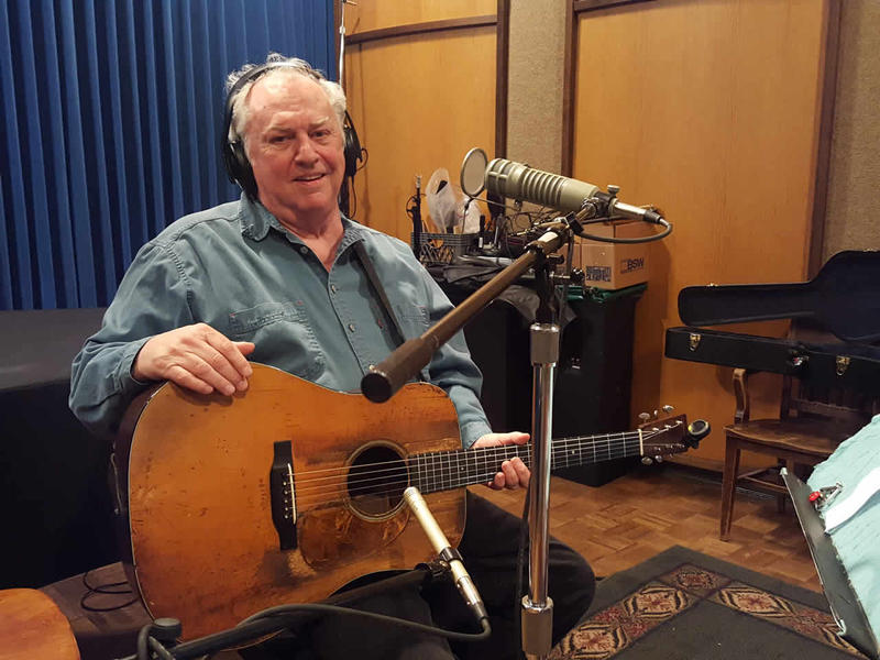 Russ Nasset live from MTPR studios April 19, 2016.