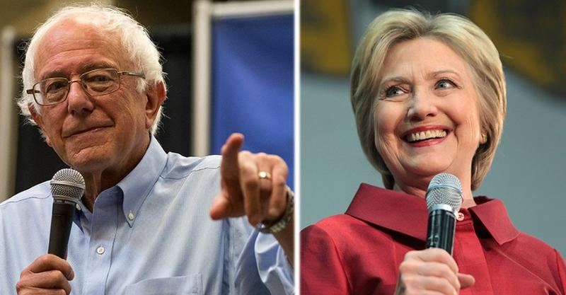Clinton vs. Sanders Race Rolling Toward Montana