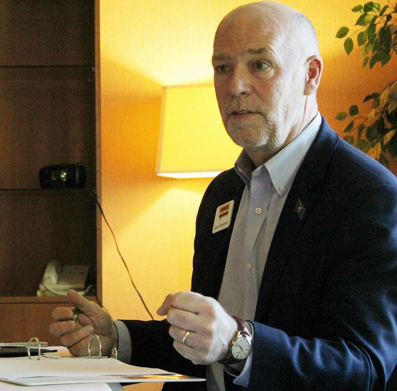 Montana Rep. Greg Gianforte