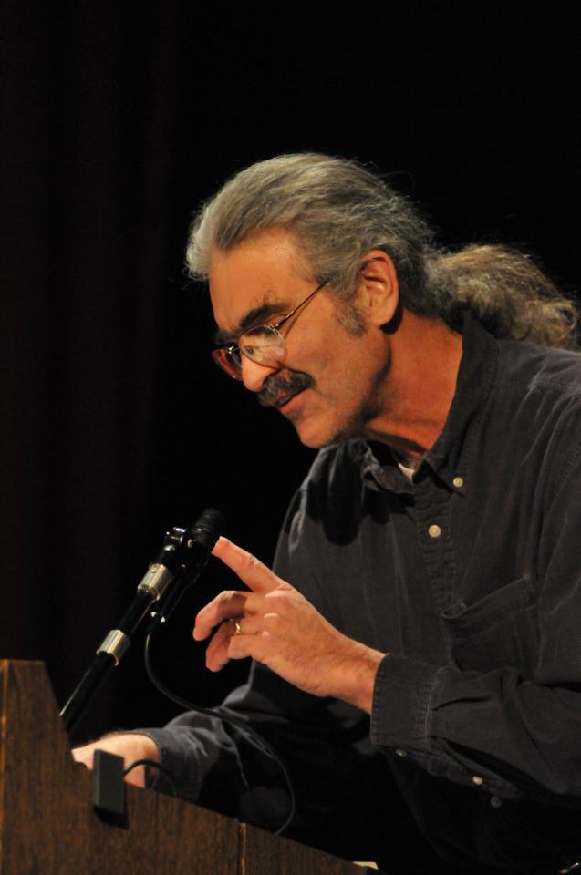 Missoula poet, Mark Gibbons