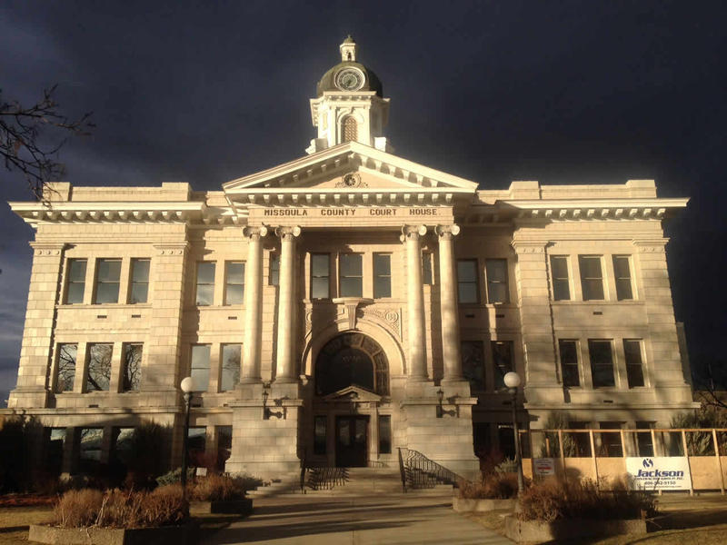 Missoula County Courthouse.