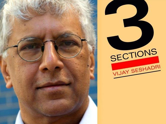 Poet, essayist and literary critic Vijay Seshadri