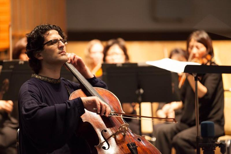 Amit Peled Performs On The Pablo Casals Cello In Recital ...