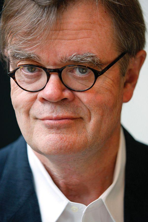 Garrison Keillor's final show as host of A Prarie Home Companion airs July 2 on MTPR.