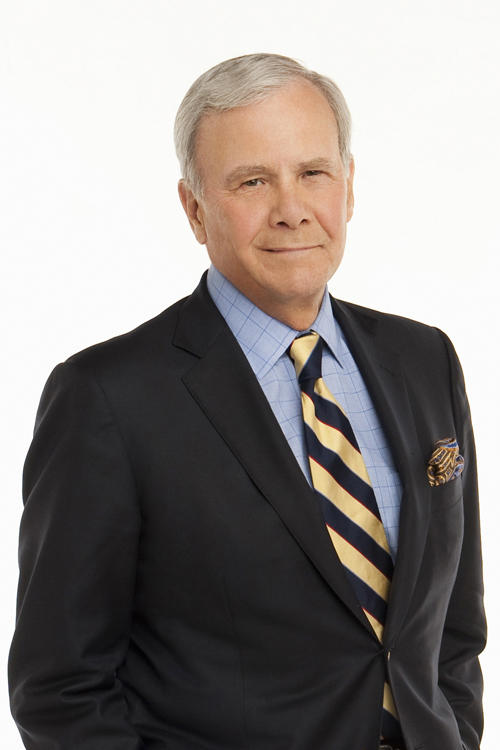 "Tom Brokaw will be a guest on the 100th episode of ""You Must Remember This,"" on MTPR Monday, June 6 at 8:00 p.m."