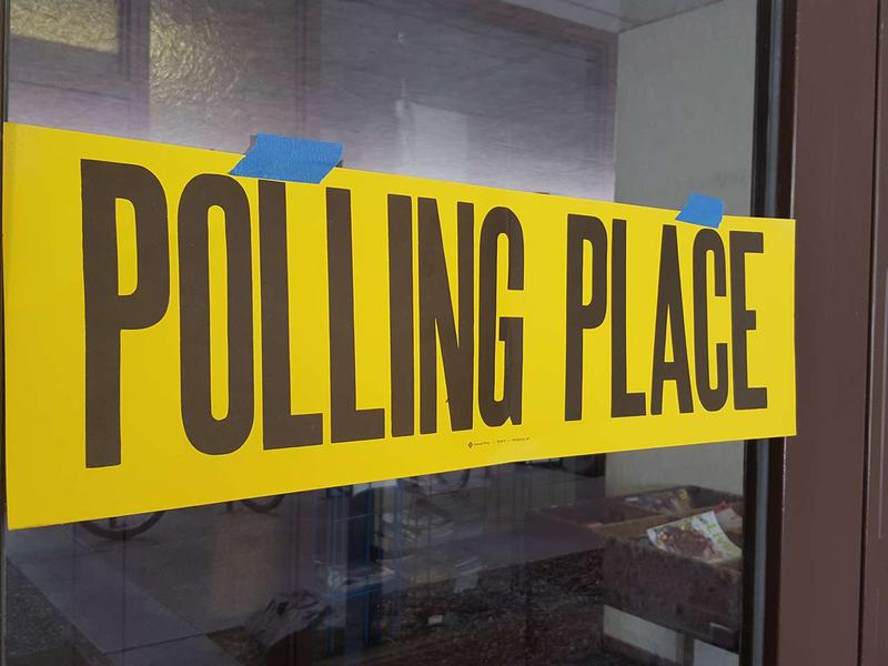 How to find your polling place, return your absentee ballot, or vote in person in Montana's special election: