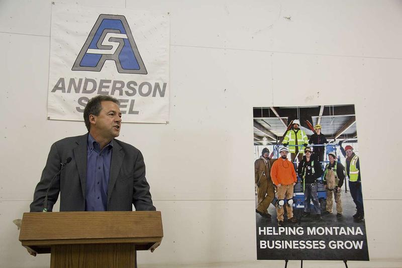 Gov. Bullock Announces Proposals To Spur Business Growth