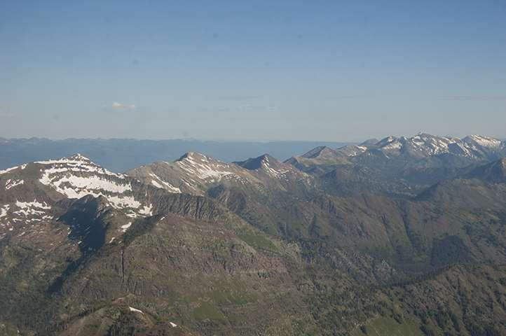 The Departmen of Interior is tasked with management and conservation of most federal land and natural resources, like the Bob Marshall Wilderness Complex, pictured here.