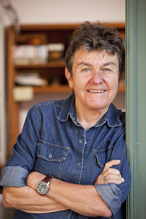 U.S. Poet Laureate, Kay Ryan