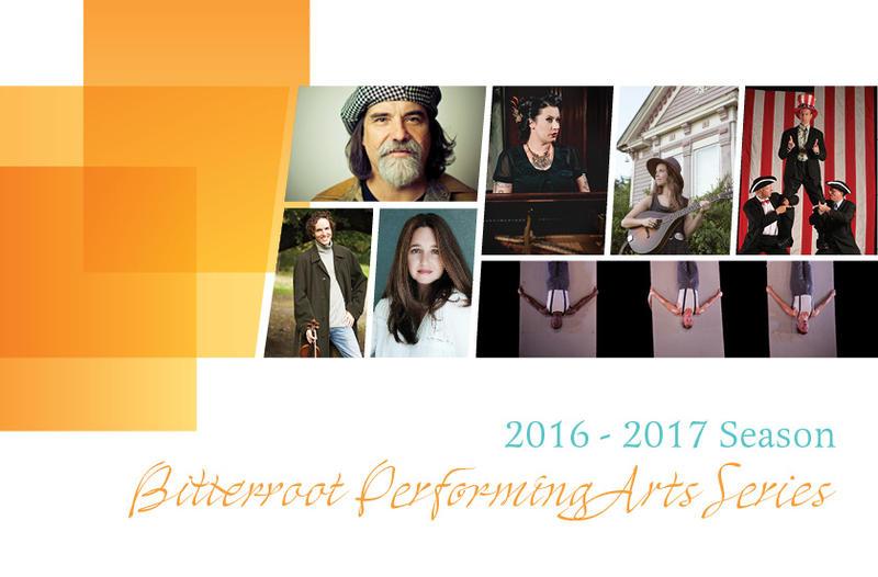 Bitterroot Performing Arts Series