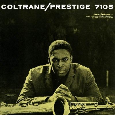 John Coltrane's debut album, released in 1957 was one of many recorded at studio of Rudy Van Gelder.