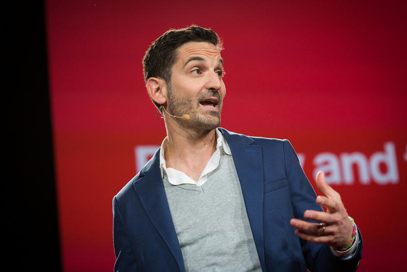 Guy Raz, TED Conference