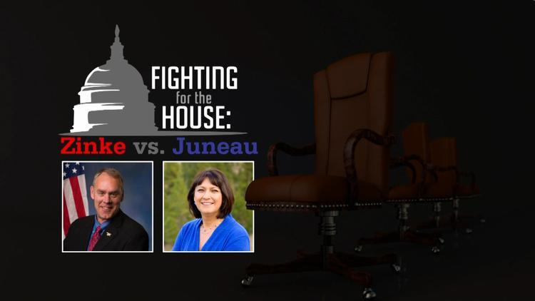 """Fighting For The House"" On ""The Rundown with Beth Saboe"""
