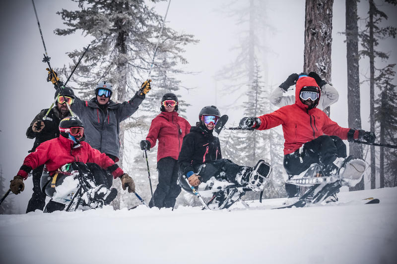 DREAM Back Country Powder Camp Group Shot 2016