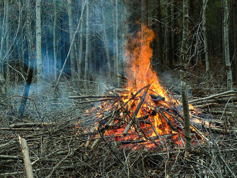 Nov. 30 marks the end of open burning season in Montana.