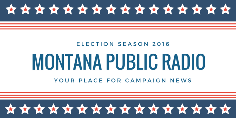 Tune in to Montana Public Radio and MontanaPBS on election night 2016 for live election results and updates from around the state, online, on your radio and on TV.
