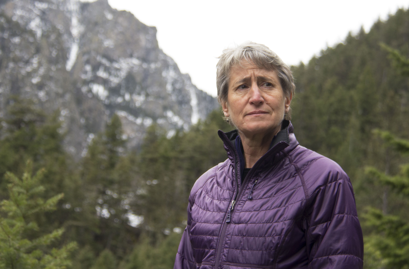 U.S. Secretary of the Interior Sally Jewell