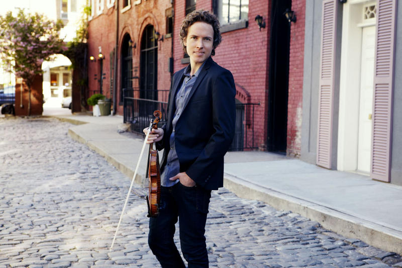 Violinist Tim Fain
