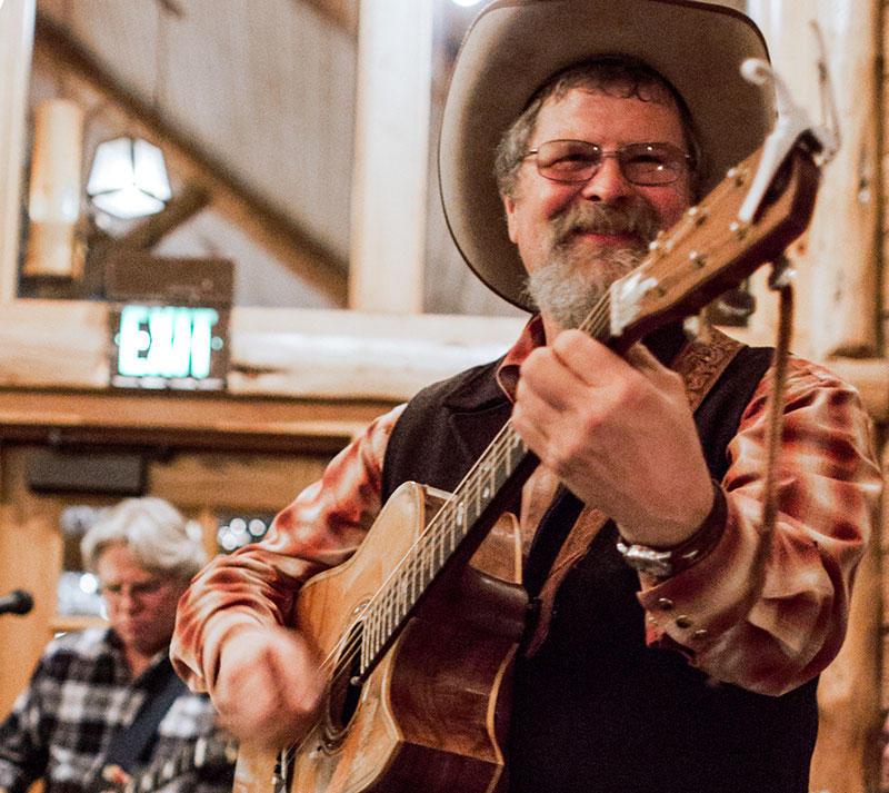 """Bruce Anfinson, """"Montana's Musical Ambassador."""""""