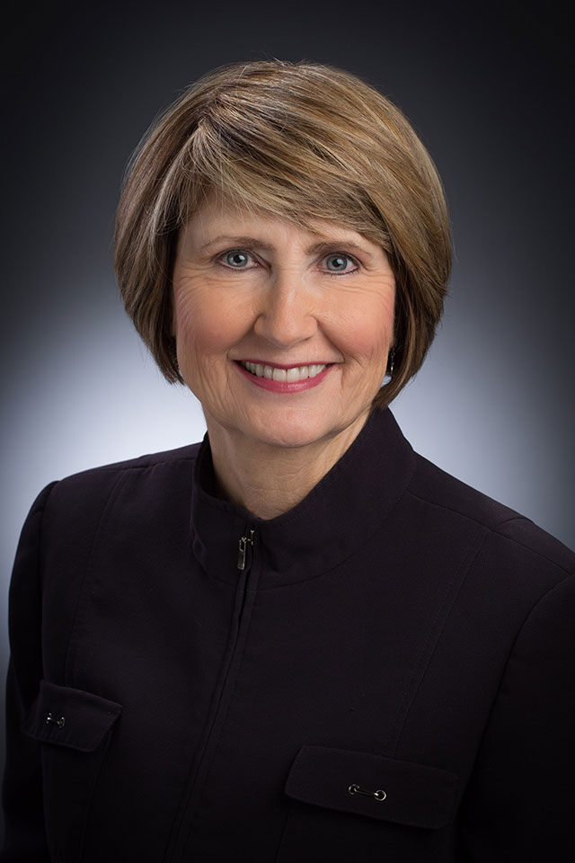 University of Montana President Sheila Stearns