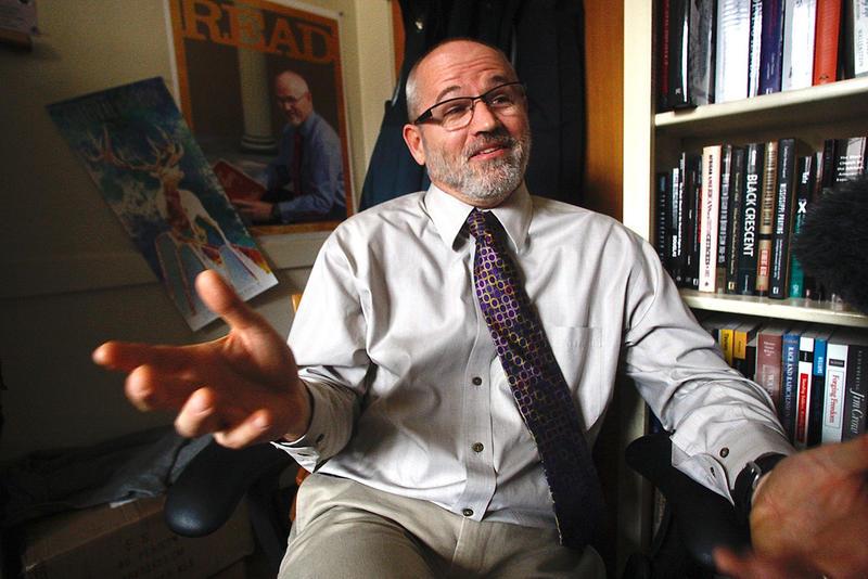 Tobin Miller Shearer teaches history at the University of Montana