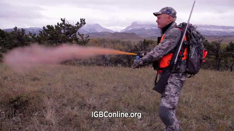 The Interagency Grizzly Bear Committee says bear spray is one of the best ways to prevent or end a bear attack.