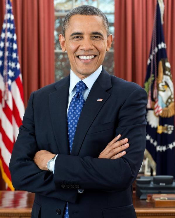 Barack H. Obama is the 44th President of the United States.