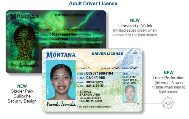 Montana is approaching an October 10, 2017 deadline when standard state driver's licenses will no longer be acceptable forms of ID when visiting a military base, most other federal facilities, or boarding an airplane.