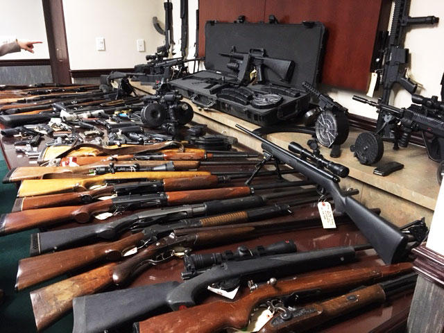 Drug Investigation Nets Meth, Guns, And Grenade Launchers In Missoula