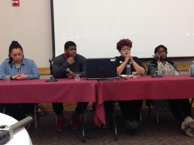Panel Tackles Questions Of Race With 'Ask A Black Person' Event At UM