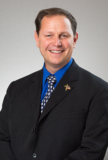 Rep. Derek Skees (R) HD-11 is the sponsor of a bill that would close the Office of the Commissioner of Political Practices.