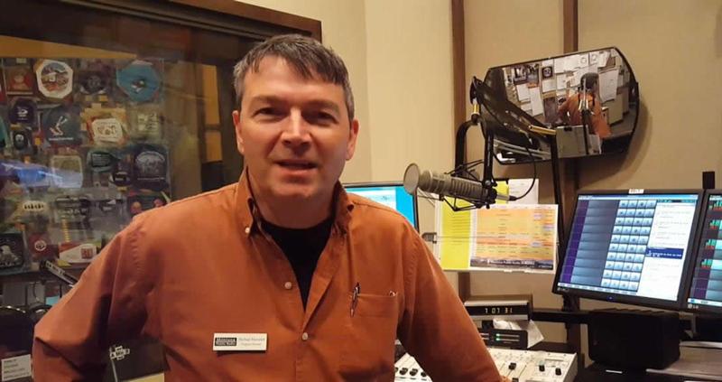MTPR Program Manager Michael Marsolek.