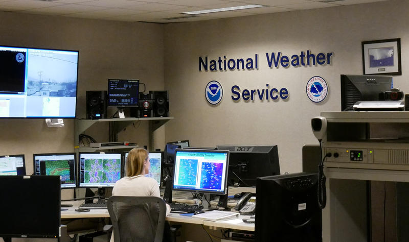 National Weather Service, Missoula, MT.